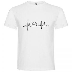 Camiseta para hombre Ciclismo Cardio n color Blanco